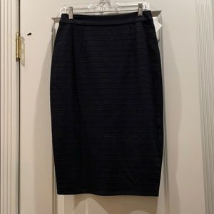 Halogen black pencil skirt from Nordstrom size 6